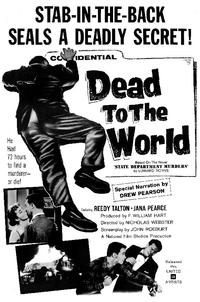 Dead to the World - 11 x 17 Movie Poster - Style A