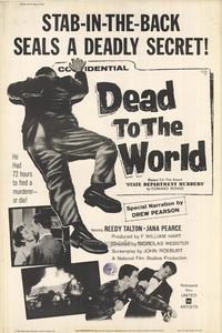 Dead to the World - 27 x 40 Movie Poster - Style A