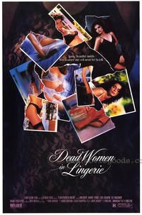 Dead Women in Lingerie - 11 x 17 Movie Poster - Style A