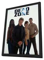 The Dead Zone (TV) - 11 x 17 TV Poster - Style F - in Deluxe Wood Frame