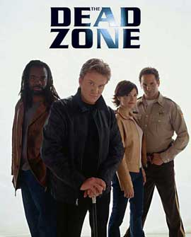 The Dead Zone (TV) - 11 x 17 TV Poster - Style F