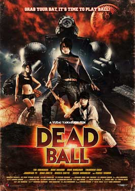 Deadball - 11 x 17 Movie Poster - Style A