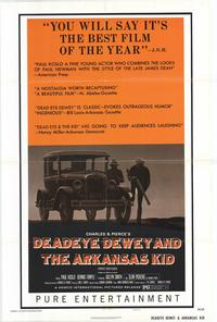 Deadeye Dewey and the Arkansas Kid - 11 x 17 Movie Poster - Style B