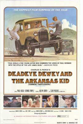 Deadeye Dewey and the Arkansas Kid - 11 x 17 Movie Poster - Style A