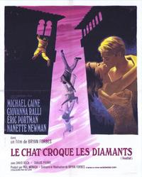Deadfall - 11 x 17 Movie Poster - French Style A