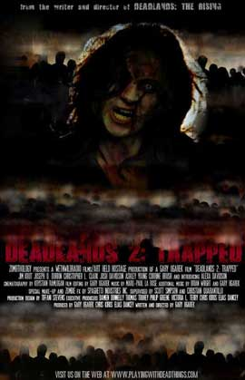 Deadlands 2: Trapped - 11 x 17 Movie Poster - Style A