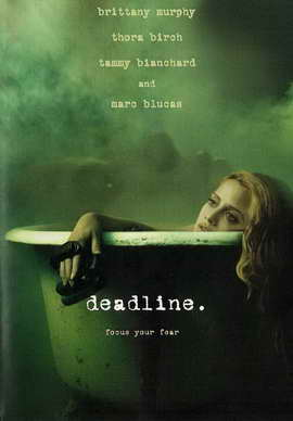 Deadline - 11 x 17 Movie Poster - Style A