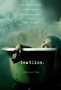 Deadline - 11 x 17 Movie Poster - Style B