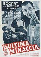 Deadline USA - 27 x 40 Movie Poster - Italian Style B