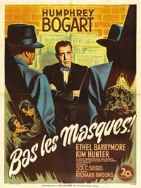 Deadline USA - 27 x 40 Movie Poster - French Style A