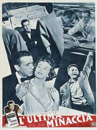 Deadline USA - 27 x 40 Movie Poster - Spanish Style B