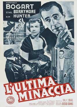 Deadline USA - 11 x 17 Movie Poster - Italian Style B