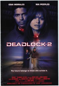 Deadlock 2 - 11 x 17 Movie Poster - Style A