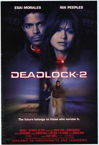 Deadlock 2 - 27 x 40 Movie Poster - Style A