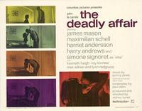 Deadly Affair - 11 x 14 Movie Poster - Style A
