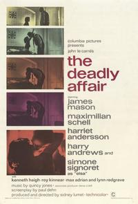 Deadly Affair - 11 x 17 Movie Poster - Style A