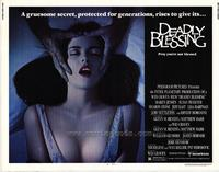 Deadly Blessing - 22 x 28 Movie Poster - Half Sheet Style A