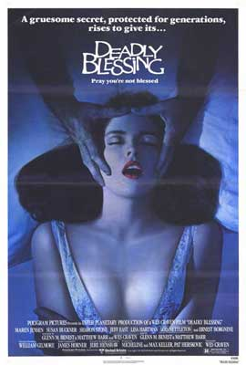 Deadly Blessing - 27 x 40 Movie Poster - Style A