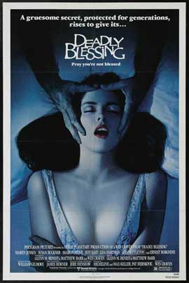 Deadly Blessing - 11 x 17 Movie Poster - Style A