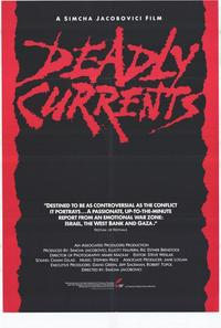 Deadly Currents - 11 x 17 Movie Poster - Style A