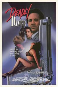 Deadly Dancer - 11 x 17 Movie Poster - Style A