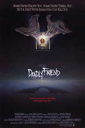 Deadly Friend - 11 x 17 Movie Poster - Style A