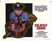 Deadly Hero - 11 x 14 Movie Poster - Style A