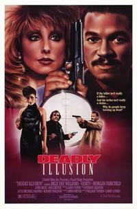 Deadly Illusion - 27 x 40 Movie Poster - Style A