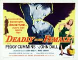 Deadly is the Female - 11 x 14 Movie Poster - Style A