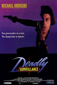 Deadly Surveillance - 11 x 17 Movie Poster - Style A