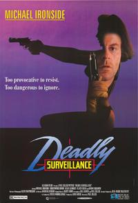 Deadly Surveillance - 27 x 40 Movie Poster - Style A