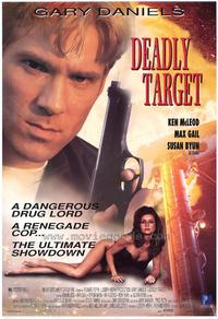 Deadly Target - 27 x 40 Movie Poster - Style A