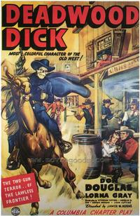 Deadwood Dick - 43 x 62 Movie Poster - Bus Shelter Style A