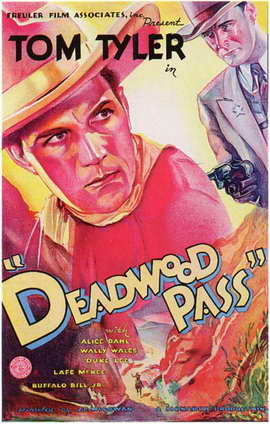Deadwood Pass - 11 x 17 Movie Poster - Style A