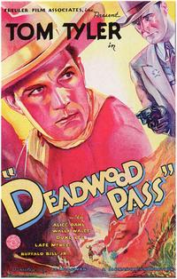 Deadwood Pass - 43 x 62 Movie Poster - Bus Shelter Style A
