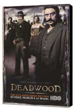 Deadwood (TV) - 27 x 40 TV Poster - Style D - Museum Wrapped Canvas