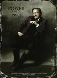 Deadwood (TV) - 43 x 62 TV Poster - Style I