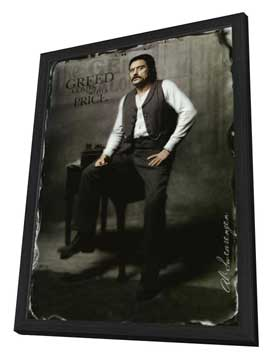 Deadwood (TV) - 11 x 17 TV Poster - Style E - in Deluxe Wood Frame