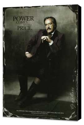 Deadwood (TV) - 11 x 17 TV Poster - Style F - Museum Wrapped Canvas