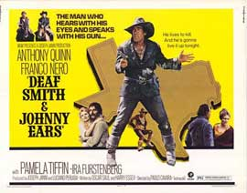 Deaf Smith and Johnny Ears - 11 x 14 Movie Poster - Style A