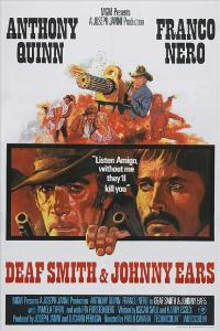 Deaf Smith and Johnny Ears - 27 x 40 Movie Poster - UK Style A