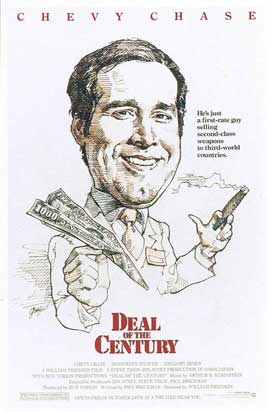 Deal of the Century - 11 x 17 Movie Poster - Style A