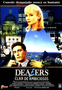 Dealers - 11 x 17 Movie Poster - Spanish Style A