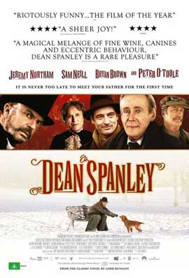 Dean Spanley - 11 x 17 Movie Poster - UK Style A