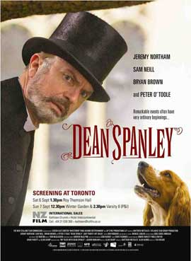 Dean Spanley - 11 x 17 Movie Poster - Canadian Style A