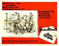 Dear Brigitte - 22 x 28 Movie Poster - Half Sheet Style A