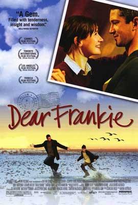 Dear Frankie - 27 x 40 Movie Poster - Style B