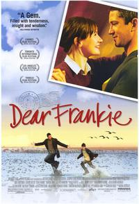 Dear Frankie - 43 x 62 Movie Poster - Bus Shelter Style A