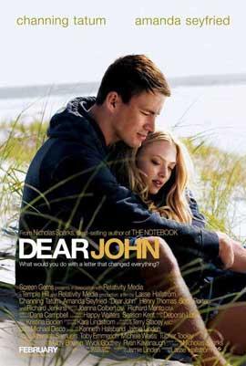 Dear John - 11 x 17 Movie Poster - Style A