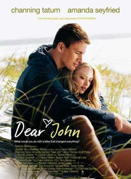 Dear John - 27 x 40 Movie Poster - Danish Style A